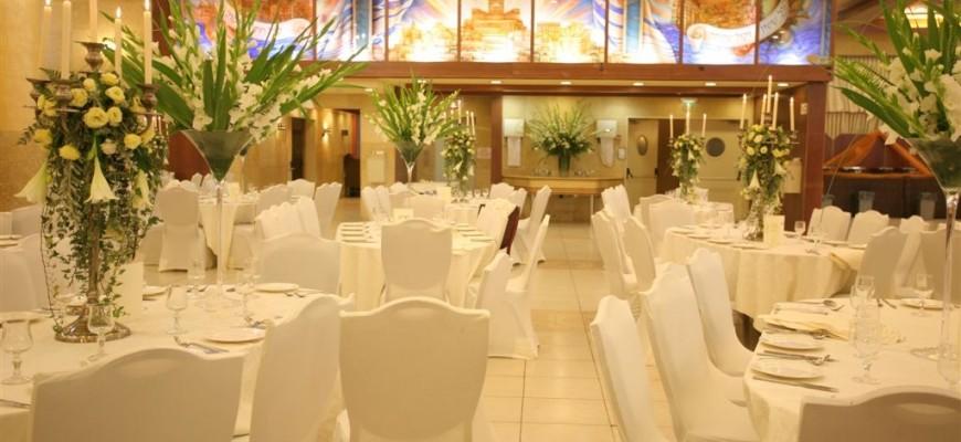 חסדי נעמי מציעה אולם חתונות חינם לתושבי אזורי הלחימה