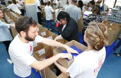 דחוףףףף: דרושים בעלי רכבים להעברת מזון לניצולי שואה