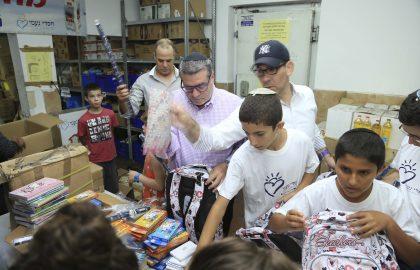 קייטנת התנדבות 2013